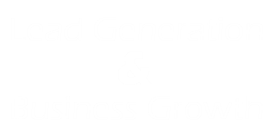 Lead Generation & Business Growth